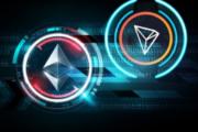 TRON наступает на пятки Ethereum по объему выпущенных USDT