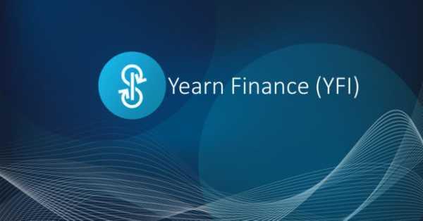 С чем связан резкий рост Yearn.finance?