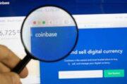 Падение биткоина обвалило акции Coinbase