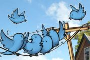 Интерес к биткоину в Twitter взлетел до трехлетнего максимума