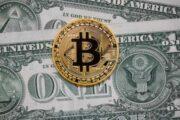 Укрепление доллара может угрожать восходящему тренду биткоина