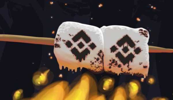 Binance сожгла 1 099 888 токенов BNB