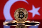 Турция запрещает использование криптовалют. Цена биткоина идет вниз